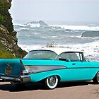 1957 Chevrolet Bel Air Hardtop  by DaveKoontz