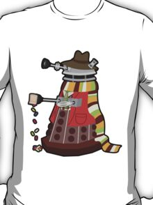Daleks in Disguise - Fourth Doctor T-Shirt