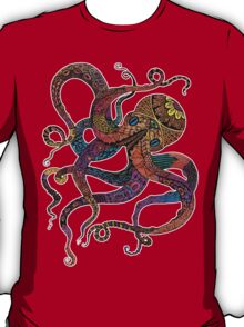 Electric Octopus T-Shirt