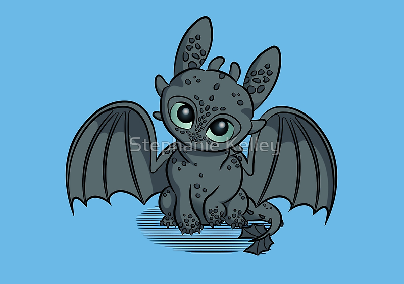 How to Train Your Baby Dragon by Stephanie Jayne Whitcomb