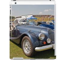 Morgan Plus 8 Convertible 1985 3532cc iPad Case/Skin