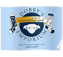 Dobby's Mismatched Sock Emporium Poster