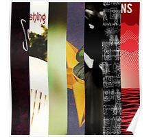 Smashing Pumpkins Album Art Poster
