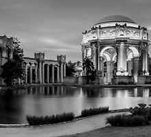 Palace of Fine Arts by Radek Hofman
