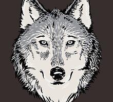 Wolf by beanarts