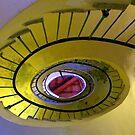 The stair  by annalisa bianchetti