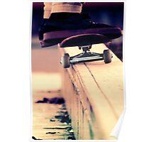 Skateboard --  50-50 Poster