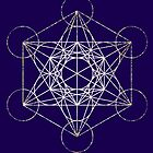 Metatron's Cube [Tight Cluster Galaxy] | Sacred Geometry by SirDouglasFresh