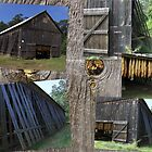 Old Connecticut Tobacco Barn by Schoolhouse62