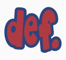 def. Kids Clothes