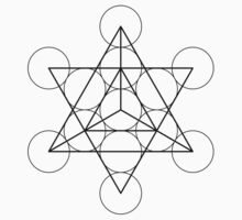 Star of David | Sacred Geometry by SirDouglasFresh