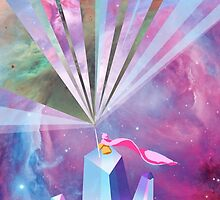Crystal Cosmos by Jayne Whitaker