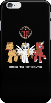 My Little Fringe Pony by Stephanie Jayne Whitcomb
