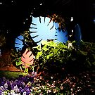"""Blue Jungle"" (Landscape) by kittenofdeath"