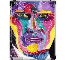 Sixth Doctor from doctor who / Colin Baker iPad Case/Skin
