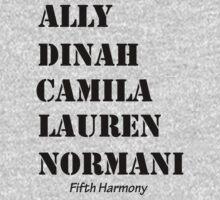 Fifth Harmony by TayloredHearts