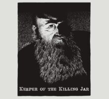 Keeper of the Killing Jar by Jared Manninen