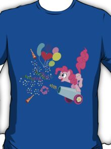 Pinkie Pie Cannon! T-Shirt