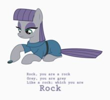 MLP Maud Pie Poem by TheBattenberg