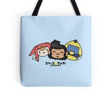 Space Dandy & Friends Tote Bag