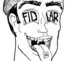 FIDLAR by svpermassive