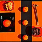 Still life with citrus fruits by andreisky