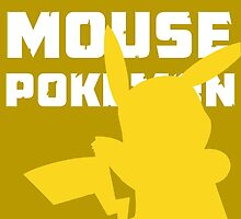 Pikachu: The Mouse Pokemon by jubjubblast