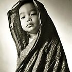boy in batik by irenaeus herwindo