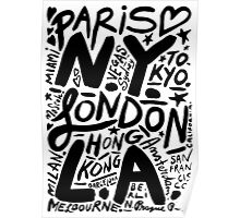 City Love Poster