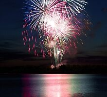 Canada Day Fireworks by jwalker-175