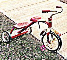 Three Wheels, Ready to Roll by JennCaen