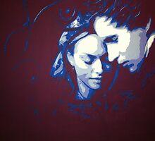 """""""Marius & Cosette"""" by auteyc"""