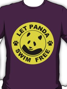 swim for gold T-Shirt