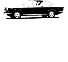 Fiat 2300S Coupe by garts