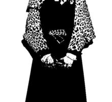 Carole Lombard Smiles Sticker