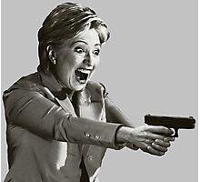 Hillary Master Blaster Photographic Print