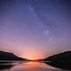 Ladybower Milky Way by James Grant