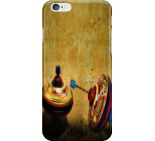 Humming tops iPhone Case/Skin