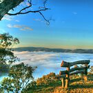 Rest Awhile Amongst The Clouds by Michael Matthews
