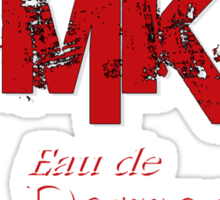 MK 9 Sticker