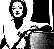 Myrna Loy Is Dashing by Museenglish