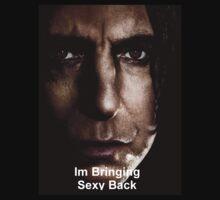 Severus Snape - Bringing Sexy Back by FunnyorDie69