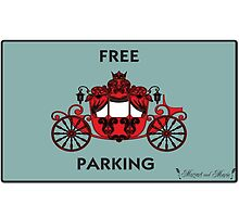 "Mozart and Marie ""Free Carriage Parking"" Mozopoly by MozartandMarie"