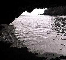 Sea Cave by Ido Friedman