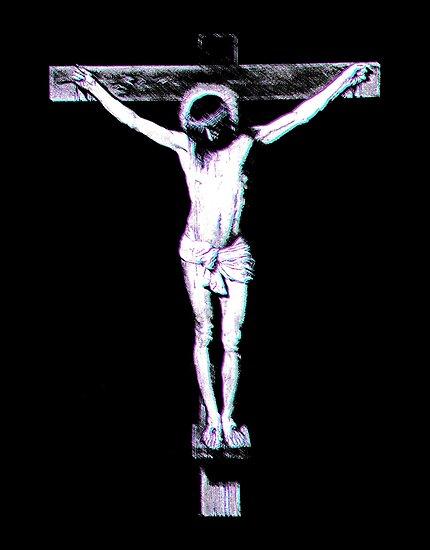 3d Jesus by blackiguana