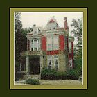 I LOVE THIS HOUSE-- CROSS STITCH by BCallahan
