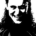 Loki/Tom Hiddleston by Clare Shailes