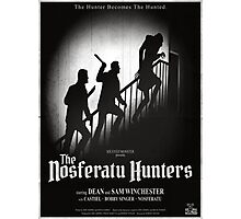 The Nosferatu Hunters Photographic Print