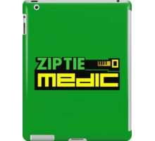 ZIP TIE medic (1) iPad Case/Skin