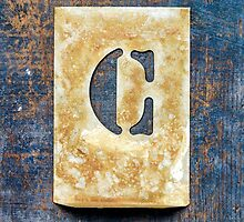Letter C by Ricard Vaqué